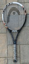 "Head Microgel PWR MG Heat Tennis Racquet Racket 4 1/4"" 100/645 Needs Grip"