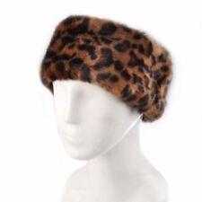 Damen-Stirnbänder mit Pelz
