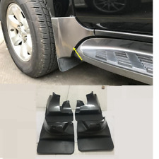 Front Rear Mud Flaps Splash Guard for Toyota Land Cruiser Prado FJ120 2003-2009