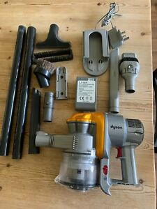 Dyson DC16 Cordless Vacuum Cleaner + Accessories - Spares or Repair