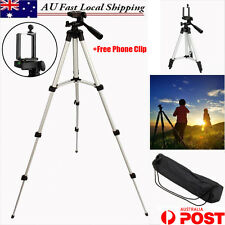Telescopic Camera Tripod Stand Holder Mount For Phone iPhone/Nikon DV Universal