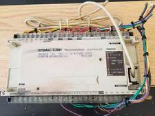 OMRON SYSMAC C28H PROGRAMMABLE CONTROLLER C28H-C6DR-DE 2491