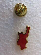 108 - Pin's - Silhouette rouge avec pouce levé