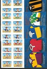 IRELAND - 2000. Hurling Team of the Millennium - 5 x Different £3 Booklets