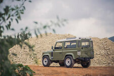 1990 Land Rover Defender Santana 2500DL