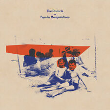 THE DISTRICTS Popular Manipulations LP War on Drugs Killers Suckers Spencer Krug