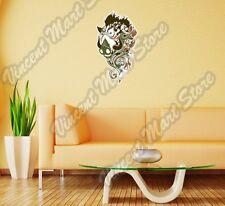 "Boar Head Razorback Abstract Gift Idea Wall Sticker Room Interior Decor 18""X25"""