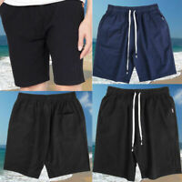 Surfing Summer Beach Men's Casual Classic Shorts Quick Dry Swimwear Water Pants
