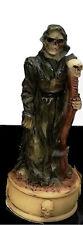 High Priest Zombie Gothic Skeleton Skull Seal Sigil Rubber Stamp Occult Spell Z