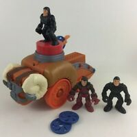 Imaginext Castle Battering Ram Sound Effects 7pc Lot Punch Toy Fisher Price