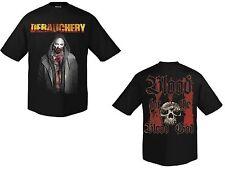 Debauchery-Blood for the Blood God-T-SHIRT-taglia size L-NUOVO