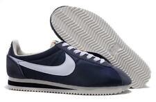 NIKE Classic Cortez VINTAGE Neu Sommer Sneaker Gr:40 Premium Retro US:7 blau blu