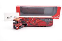 #310796 - Herpa Renault Deutschland Promotion Truck Tour de Dynamics - 1:87