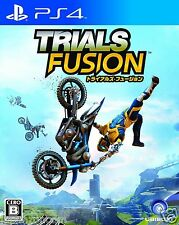 Trial's Fusion UBISOFT SONY PS4 PLAYSTATION JAPANESE NEW JAPANZON