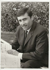 Caravelli Dirigent  Oper Foto Photo 1972  18x13cm