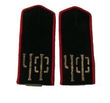 Reproduction soviet ww2 Naval Infantry shoulder boards for the Black Sea Fleet