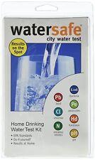 Watersafe Kit Per Analisi Dell'Acqua Potabile