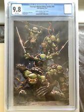 Teenage Mutant Ninja Turtles #99 CGC 9.8 TMNT Virgin Variant Big Time Comics IDW