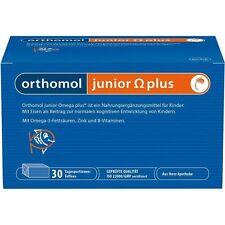 ORTHOMOL Junior Omega plus Kaudragees   30 st   PZN 11877835