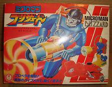 MICROMAN BLIZZARD (MICRONAUTS/MICRONAUTI) TAKARA 1980 (BARON KARZA/GREEN BARON)
