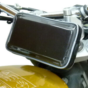 15-17mm Motorcycle Fork Stem Mount for Samsung Galaxy S10e