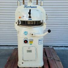 Used Fortuna Semi Automatic 4 36 36 Part Dough Divider Rounder