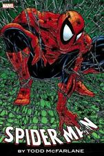 Spider-Man by Todd Mcfarlane Omnibus by Rob Liefeld, Todd McFarlane and Fabian N