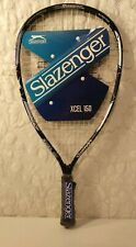 Slazenger XCEL 150 Raquetball Raquet NEW Blue Black 220g 14 x 20 String Pattern