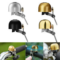 RockBros Cycling Bike Handlebar Ring Stainless Steel Bell Horn Classical Bell US