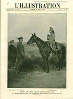 Document ancien dix-sept ans après leur rencontre sur le Nil 1915 issu magazine