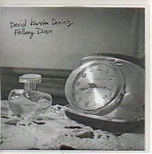 (736D) David Karsten Daniels, Falling Down - DJ CD