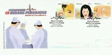 Medical Excellence Malaysia 2010, Cartoon, Children Doctor Surgery (stamp FDC)