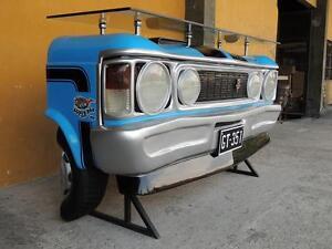 Gt Falcon Blue or Red Car Bar