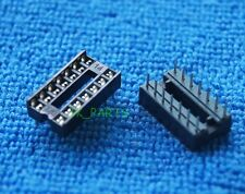 30 x New 14 pin 14pin IC Sockets Adaptor Solder Type