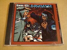 CD / GENIUS GZA - LIQUID SWORDS