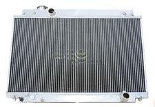 2 ROW Performance Aluminum Radiator fit for Lexus SC300 1991-2000 MT New