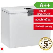 Candy CMCH 154 EL Gefriertruhe Weiß Eistruhe Eisschrank Gefrierschrank A++