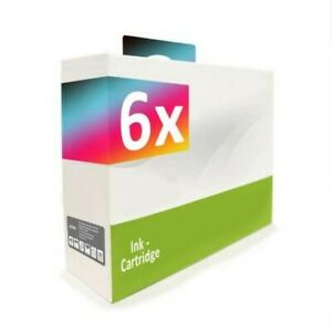 6x MWT Ink Compatible For HP 5500-MFP 5000-60 5000-42 5500-60 5000-PS 5500-PS