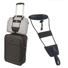 1PC Travel Luggage Add A Bag Suitcase Adjustable Belt Easy Carry On Bungee Strap