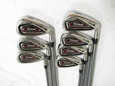 Titleist 716 AP1 Womens 5-GW Iron Set - Kuro Kage 50G Ladies Graphite Used RH