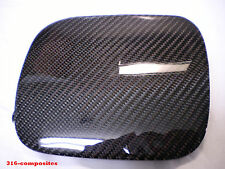 06-11 Lexus GS300 GS350 GS430 Carbon Fiber Fuel Door Gas Lid