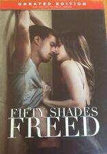 Fifty Shades Freed Dvd Dakota Johnson New