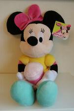 Disney Minnie Mouse Junior Plush Soft Toy 12 Inches Tall Cuddly Toy Girls Teddy