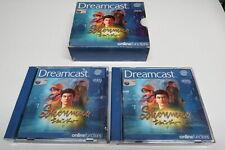 Shenmue Sega Dreamcast UK EURO PAL * Good Condition * Uncracked Cases *