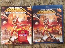 Barbarella (Blu-ray Disc, 2012)NEW Authentic US Release RARE Out of Print