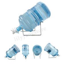 3-5 Gallon Water Bottle Jug Dispenser Cooler Stand Rack Holder 55mm Nozzle Valve