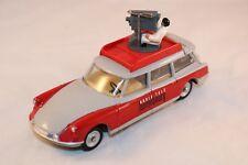 Dinky Toys 1404 Citroen ID 19 radio tele luxembourg near mint - Very Scarce