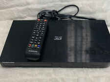 Samsung BD-HM59C 3D Blu-ray Player With Remote Tested Working Genuine Authentic
