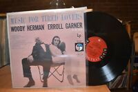 Woody Herman Erroll Garner Music for Tired Lovers LP Columbia 6 Eye Mono CL 651