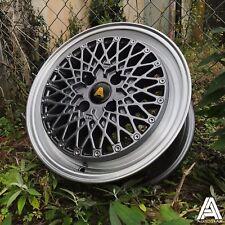 """Autostar MINUS 15"""" x7.5"""" 4x100 et25 alloys fit VW Golf Mk1 Mk2 Polo MX5 RS LTD"""